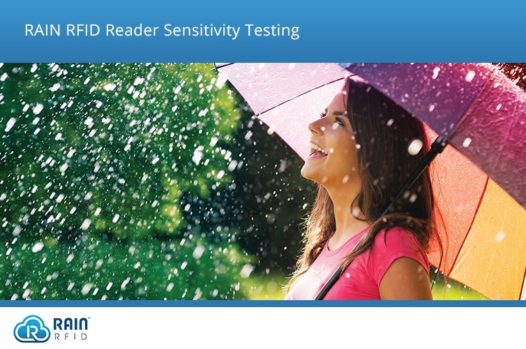 RAIN RFID Reader Sensitivity Testing