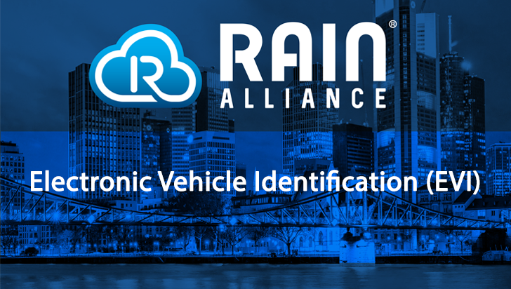 Electronic Vehicle Identification (EVI)