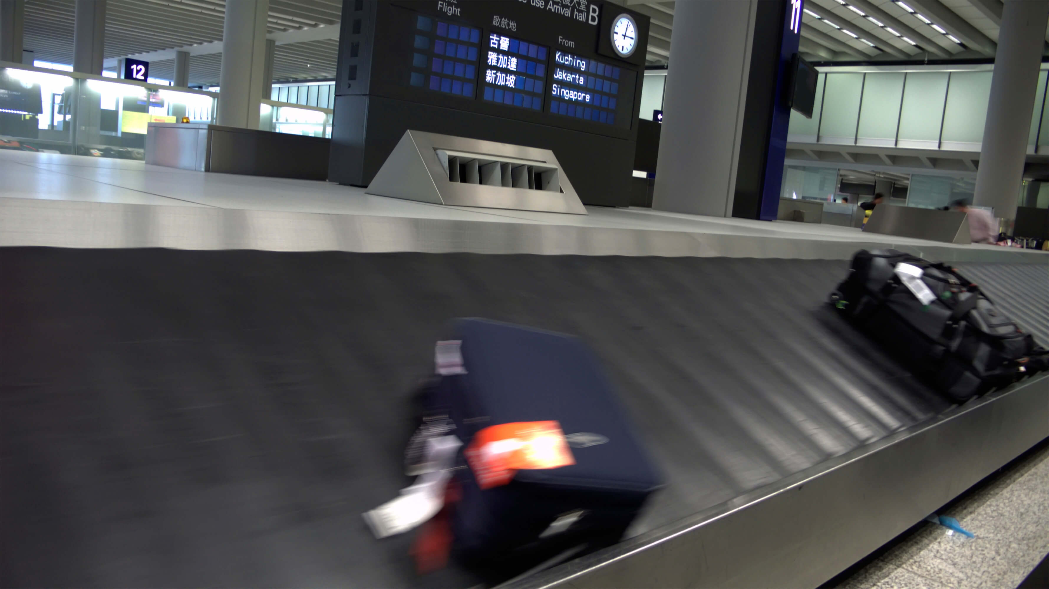 Air Transportation Commits to RFID Baggage Tracking Standards
