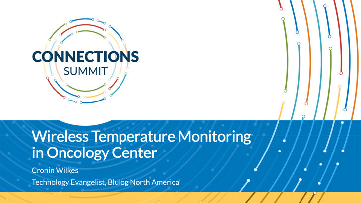 Wireless Temperature Monitoring in Oncology Center
