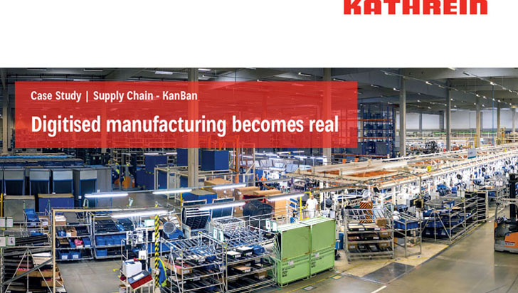 Digitised Manufacturing Becomes Real